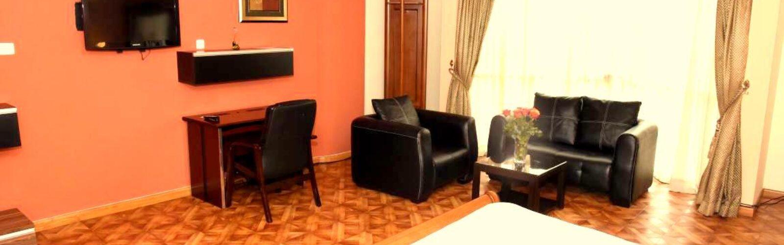 Junior Suit Living room